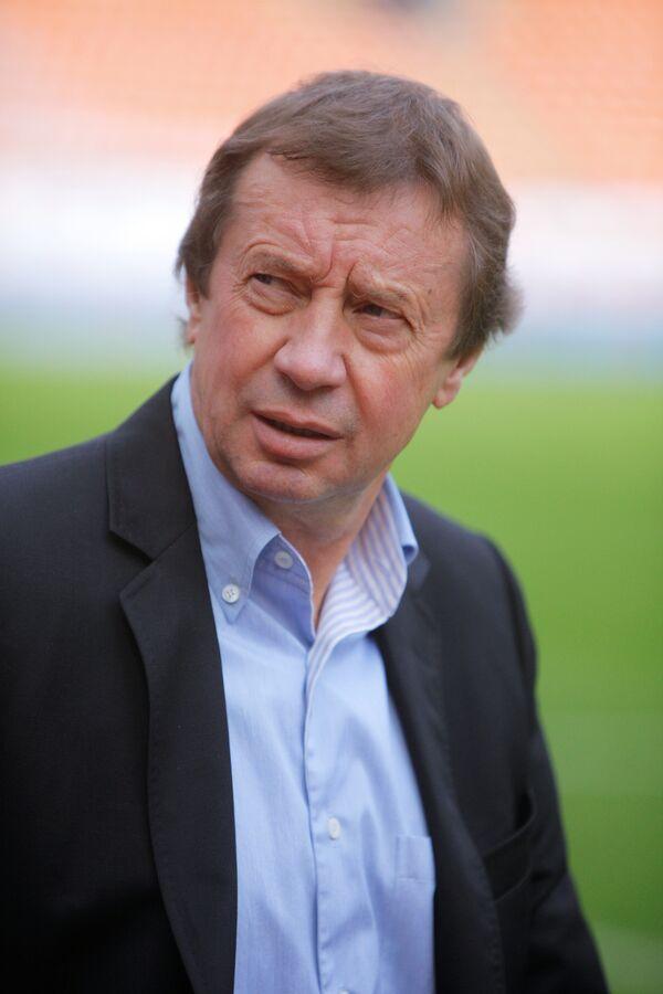 Юрий Семин не исключает возможности возвращения в сборную России