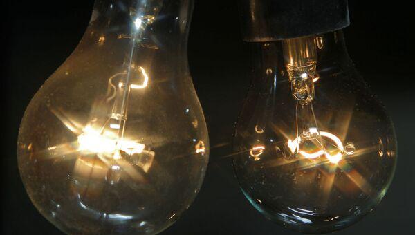Лампочки. Архивное фото