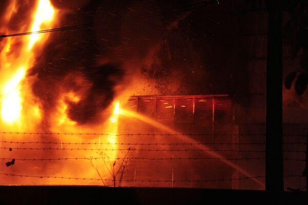 Трое маленьких детей погибли во время пожара в жилом доме в Польше