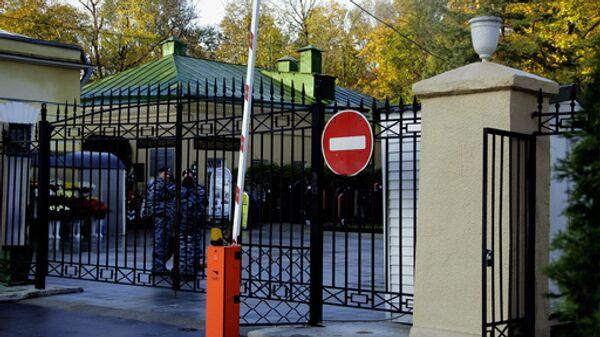 Усилены меры безопасности вокруг Ваганьковского кладбища в Москве