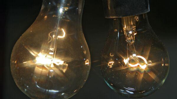 Лампы. Архивное фото