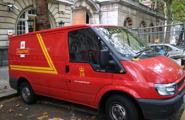 Работники британской Королевской почты объявили о двух забастовках