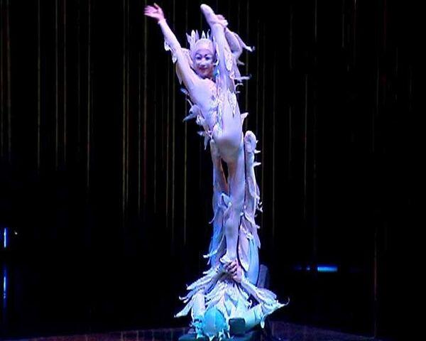 Репетиция Cirque du Soleil – чем лучшие гимнасты мира удивят россиян