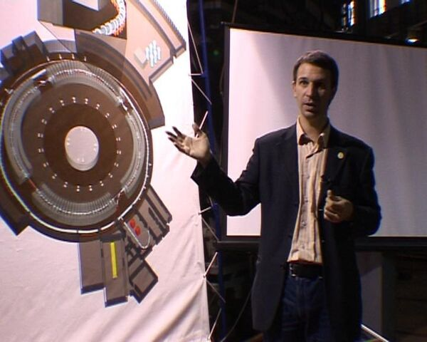 Российский коллайдер NICA откроет загадку возникновения Вселенной