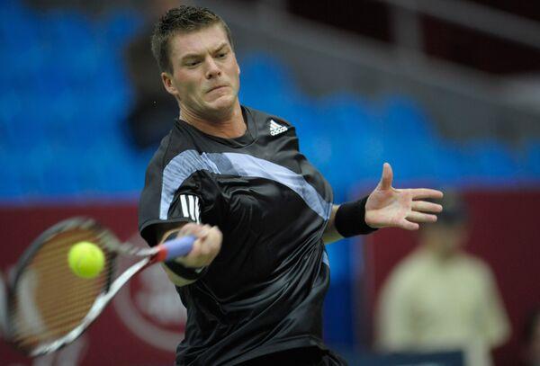 Российский теннисист Евгений Королев