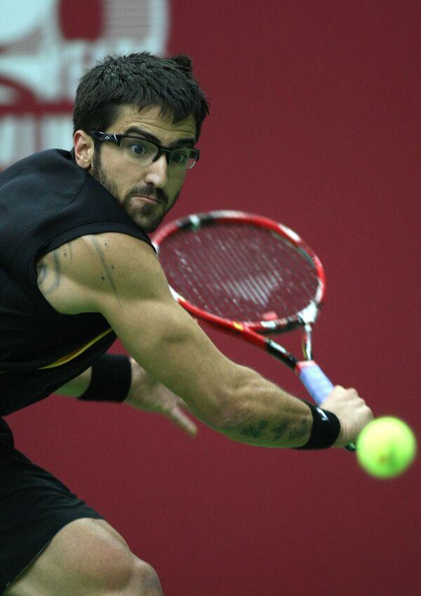 Сербский теннисист Янко Типсаревич