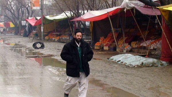 Жители Кабула готовятся провести день инаугурации Карзая сидя по домам