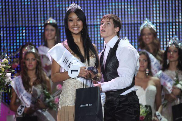 Финал XV конкурса Краса России-2009