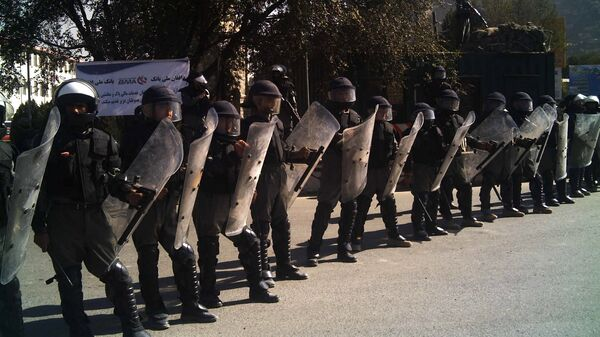 В здании представительства ООН в Кабуле засели боевики