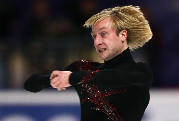 Плющенко рад, что его возвращение подстегнуло молодых фигуристов