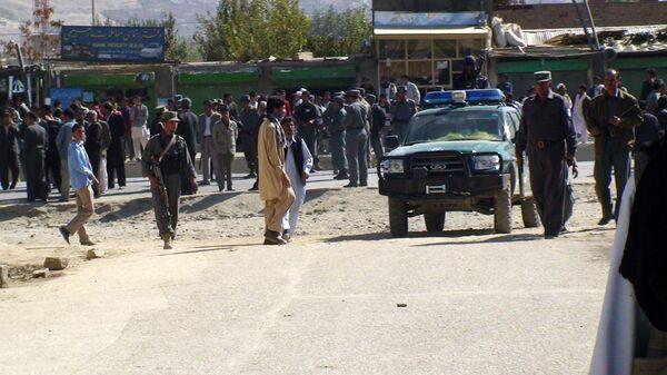 Беспорядки в Кабуле. Архив