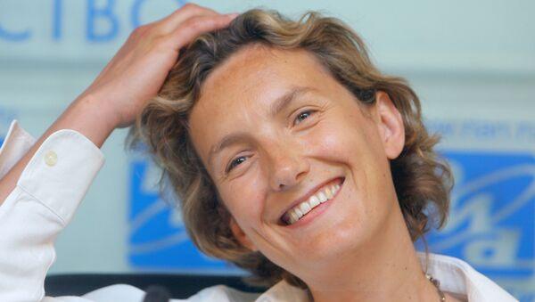 Французская писательница Анна Гавальда