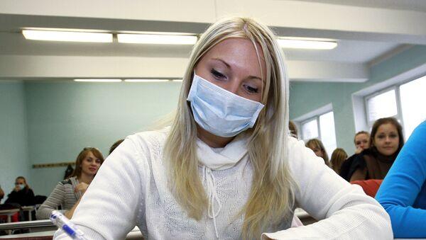 Профилактика гриппа во Владивостокском государственном университете экономики и сервиса