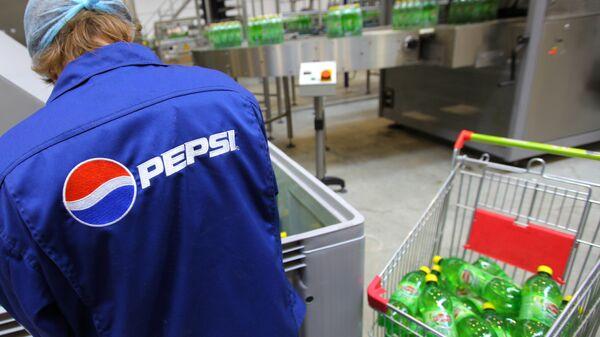 Компания The Pepsi Bottling Group , завод по розливу напитков