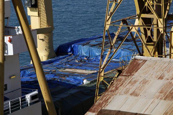 Следователи проверят обстоятельства крушения судна около порта Сочи