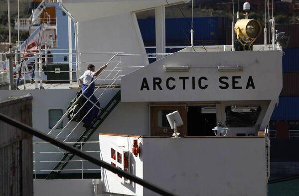 Четверо моряков, остававшихся на Arctic Sea, вскоре вернутся на родину