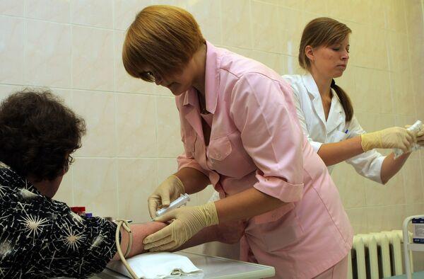 Два случая заболевания свиным гриппом зарегистрированы в Приамурье