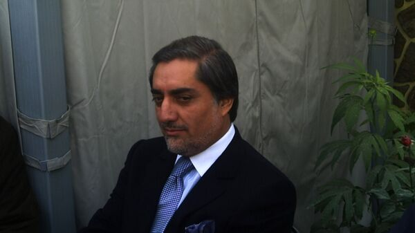 Абдулла Абдулла. Архивное фото
