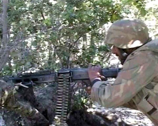 Пакистанская армия против экстремистов-талибов. Видео спецоперации