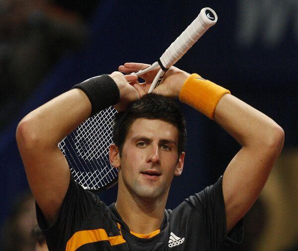 Джокович надеется, что ему хватит сил на итоговый теннисный турнир