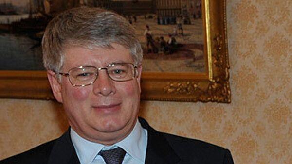 Заместитель министра иностранных дел России Алексей Бородавкин. Архивное фото
