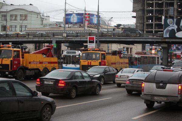 Транспортный налог в Подмосковье с 2010 года вырастет на 10%