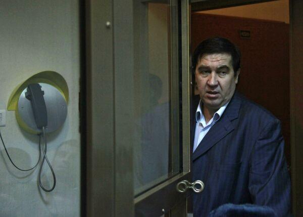 Мосгорсуд отказался освободить из-под стражи Александра Бульбова