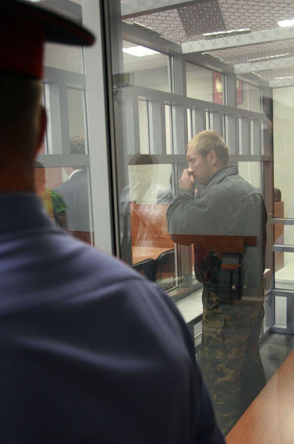 Инкассатору Шурману предъявлено окончательное обвинение