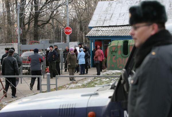 Новый взрыв на арсенале в Ульяновске - восемь погибших