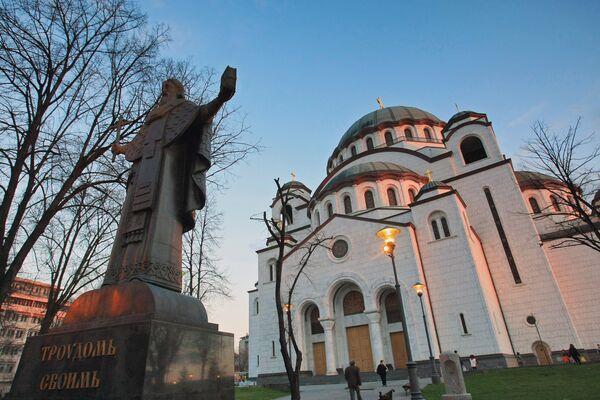 Дату и место похорон патриарха Сербского Павла определит Синод
