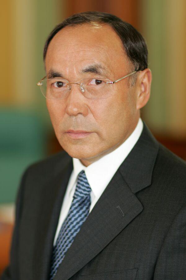 Министр иностранных дел Казахстана Канат Саудабаев