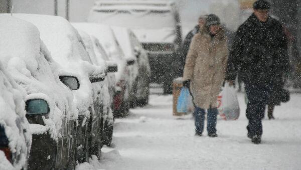 Настоящая зима наступит в европейской части России в середине декабря