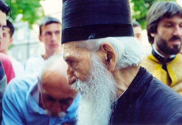 Патриарх Павел на праздновании Славы Белграда Вознесения Господня