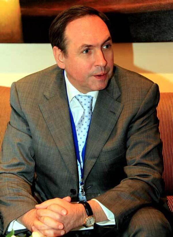 Исполнительный директор фонда Русский мир в Индонезии Вячеслав Никонов