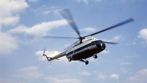 Вертолет Ми-8Т. Архивное фото