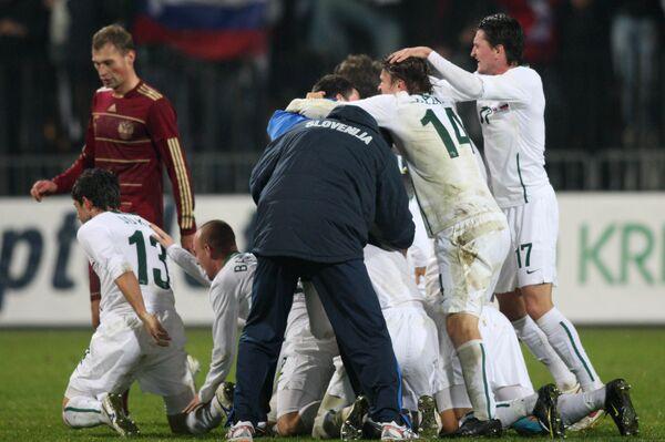 Сборная Словении по футболу