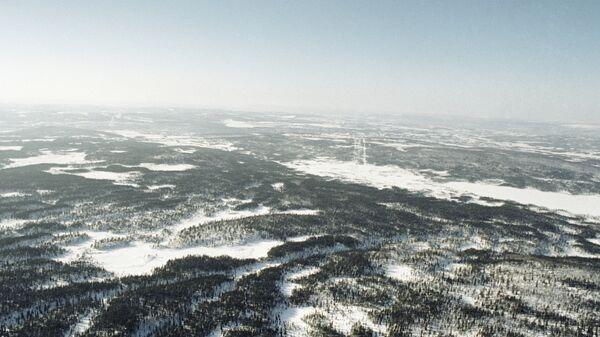 Таяние вечной мерзлоты лишает Россию 30 кв км территории ежегодно