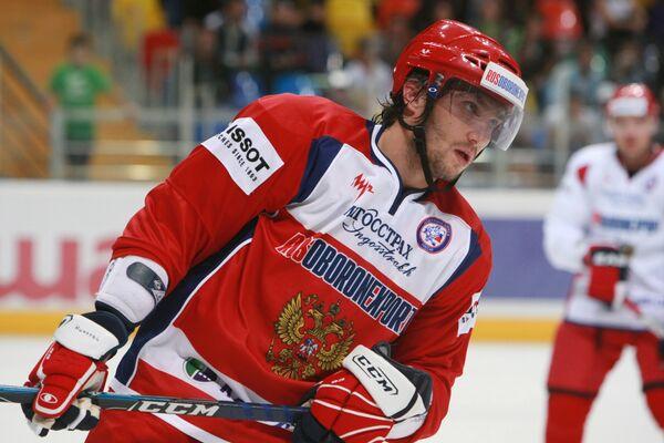 Травма российского хоккеиста Александра Овечкина оказалась несерьезной