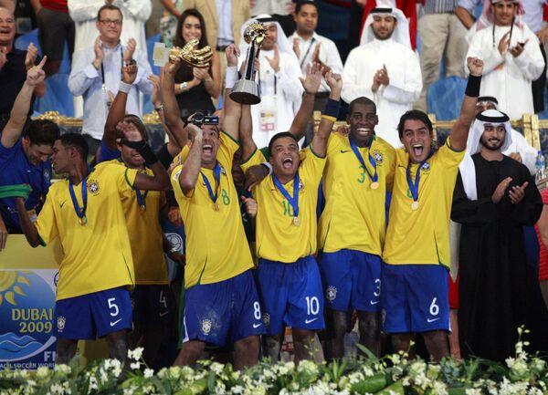 Сборная Бразилии по пляжному футболу