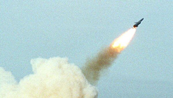 Запуск ракеты. Архив