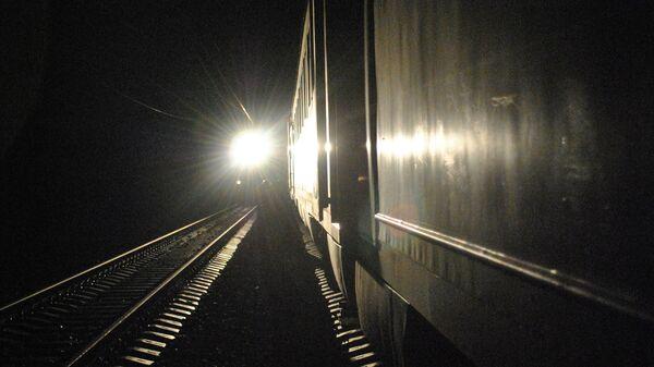 Крушение поезда Невский экспресс в Тверской области