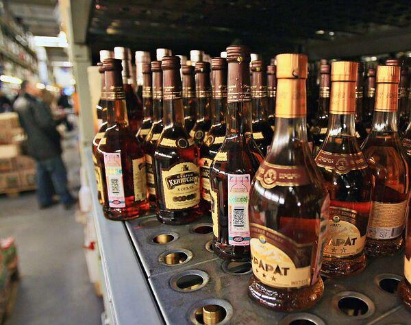 Продажа алкогольной продукции. Архив