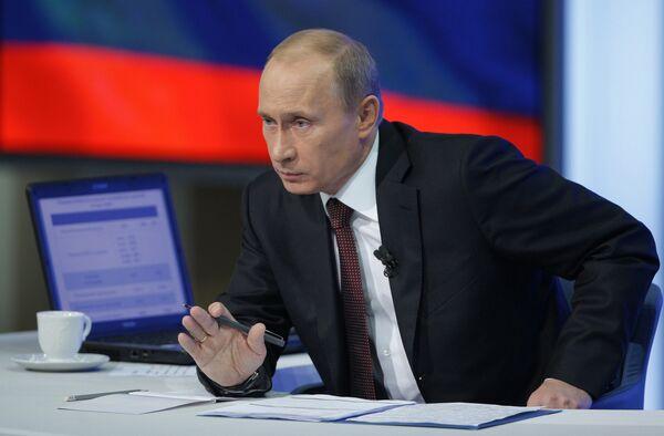 Путин распорядился о помощи пострадавшим в крушении поезда и в Перми