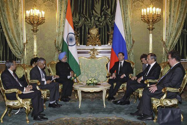 Будущее атомного сотрудничества РФ и Индии обеспечено - Медведев