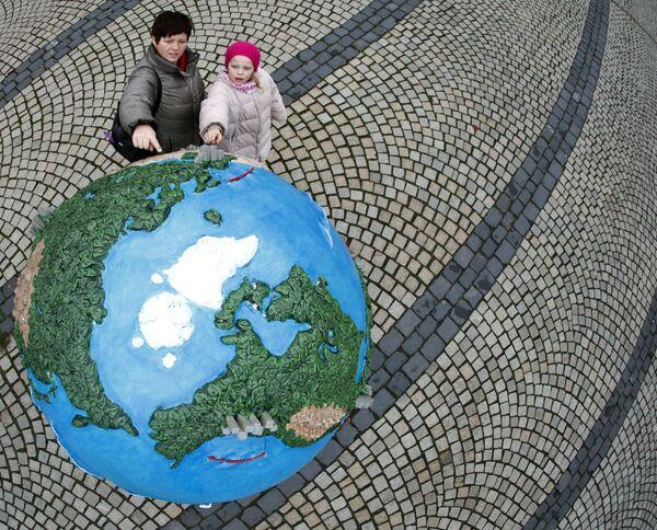 Копенгаген во время конференции ООН по климату