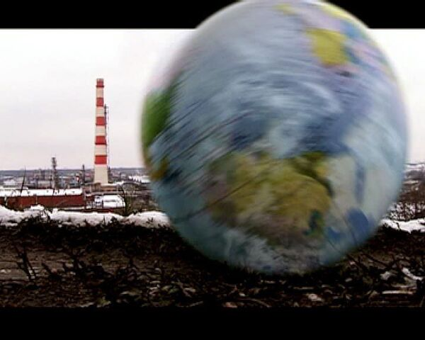 Останови глобальное потепление: проект РИА Новости и Google