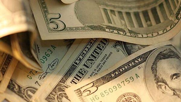 Доллар поднимался выше 34 рублей, однако пока откатился ниже