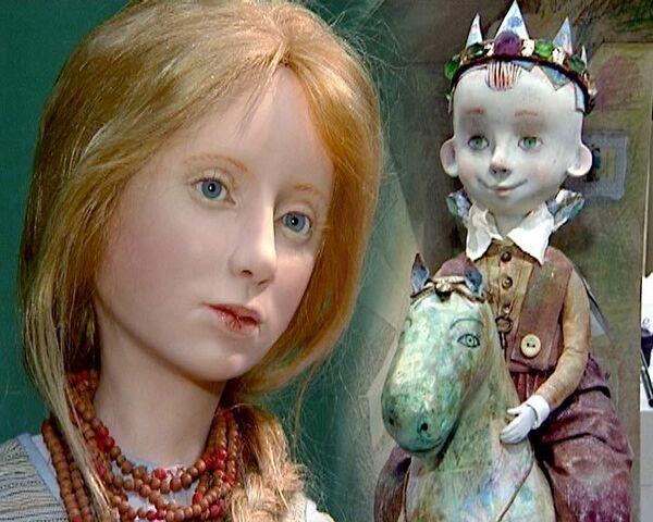 Игры, в которые играют взрослые: куклы за тысячи долларов