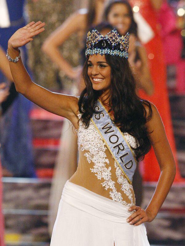 Мисс Мира-2009 стала представительница Гибралтара