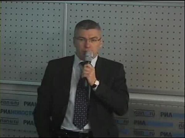 Презентация исследования «Лоббизм и GR в современной России»
